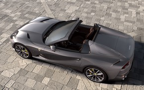 Picture Ferrari, the view from the top, GTS, 812, 2019