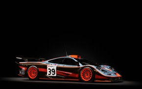 Picture McLaren, Wheel, GTR, 24 Hours of Le Mans, 24 hours of Le Mans, McLaren F1, …