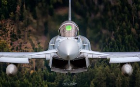 Picture Fighter, Pilot, RAF, Eurofighter Typhoon, Cockpit, PGO, ILS, PTB, RL, HESJA Air-Art Photography
