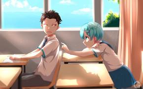 Picture class, school, Re Zero Kara Hajime Chip Isek Or Seikatsu