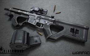Picture rendering, weapons, gun, weapon, render, custom, Warface, assault rifle, assault Rifle, ar 15, ar 15, …