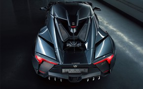 Picture sports car, super Kar, W Motors Fenyr Supersport, стремительные формы