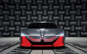 Picture coupe, BMW, 2019, Vision M NEXT Concept, before
