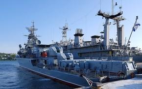 Picture Navy, Sevastopol, patrol ship, 1135 project, fine