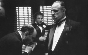 Picture The godfather, The Godfather, Vito Corleone