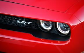 Picture Dodge, RED, Challenger SRT Demon, DEMON.