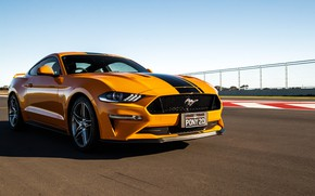 Picture Ford, Fastback, 2018, Mustang GT