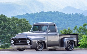 Picture Car, Truck, Ford F-100