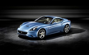 Picture Ferrari, Roadster, California