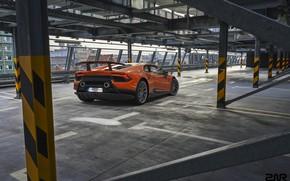 Picture Lamborghini, Machine, Orange, Supercar, Rendering, Sports car, Vehicles, Huracan, Lamborghini Huracan, Transport, Transport & Vehicles, …