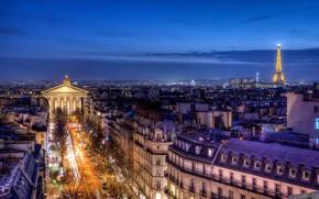 Picture night, France, Paris