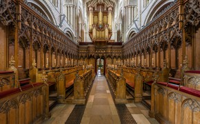 Picture UK, Interior, Norfolk, Norfolk, Norwich, Diliff, St John the Baptist Cathedral, Norwich Cathedral, Choir 3