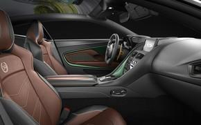Picture Aston Martin, DBS, Superleggera, salon, 2018, DBS 59