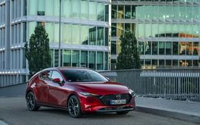 Picture Mazda, Hatchback, Mazda3, 2019, Skyactiv-X