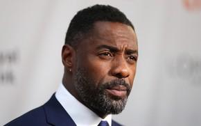 Picture look, pose, portrait, actor, musician, photoshoot, DJ, Idris Elba, Idris Elba