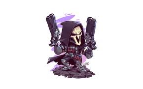 Picture Reaper, Overwatch, Derek Laufman