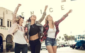 Picture mood, transport, street, smile, Sparkling Lifestyle