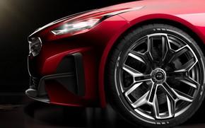 Picture Concept, wheel, Kia, 2017, Proceed