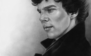 Picture Actor, Male, Sherlock Holmes