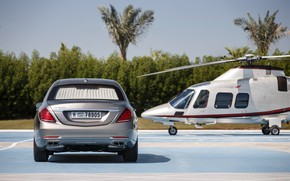Picture Pullman, S600, VV222, Mercedes-Maybach