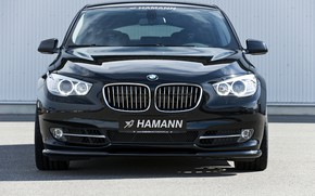 Picture BMW, Hamann, 2010, front view, Gran Turismo, 550i, 5, F07, 5-series, GT
