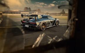 Picture McLaren, supercar, Senna, Novitec, 2020