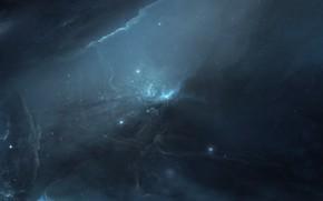 Picture Stars, Space, Nebula, Fantasy, Stars, Space, Art, Fiction, Nebula, StarkitecktDesigns, by StarkitecktDesigns