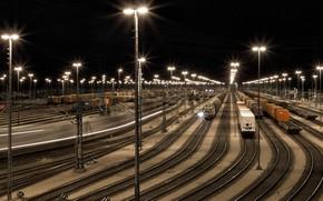 Picture Germany, Train, Railway, Hamburg