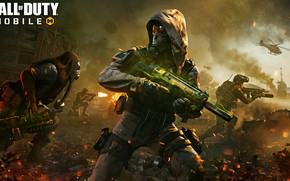 Picture call of duty, cod, call of duty mobile, ghost hazmat