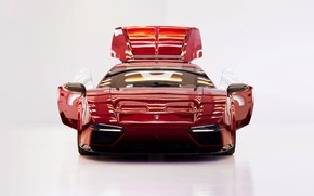 Picture background, coupe, door, front, V10, De Tomaso Pantera, Hurricane, Lamborghini Huracan, 2020, two-door, Project1, Panther …