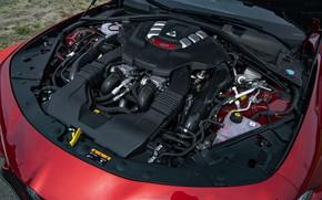 Picture engine, Alfa Romeo, Giulia, GTAm, 2020, Gran Turismo Alleggerita changed