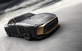 Picture Nissan, Concept, 2018, ItalDesign, GT-R50