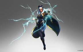 Picture X-Men, Storm, ororo munroe, the black order, marvel ultimate alliance 3