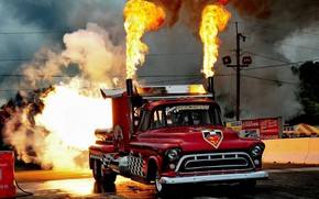 Picture hot, rod, dragster, DRAG RACING, race custom, the drag racing