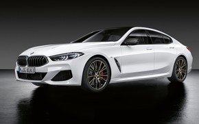 Picture BMW, Gran Coupe, 8-Series, 2019, M Performance Parts