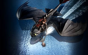Picture World, Action, Fantasy, Dragon, Black, Water, DreamWorks, Train, The, Family, year, Flying, Boy, Your, Rider, ...