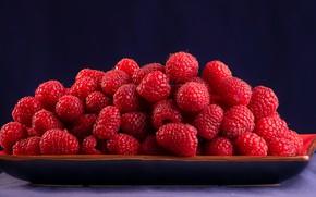 Picture berries, raspberry, food