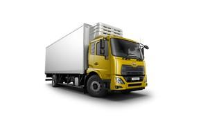 Picture Cooler, Croner, UD Trucks
