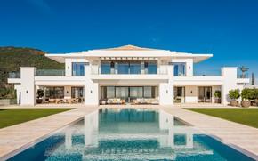 Picture Villa, pool, Spain, terrace, Suite, villa in La-Zagaleta