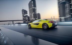 Picture McLaren, Auto, Machine, Movement, Car, Render, Rendering, 570s, McLaren 570s, Transport & Vehicles, DW-209AJ, by …