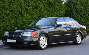 Picture AMG, W140, Mercedes - Benz, 600SE