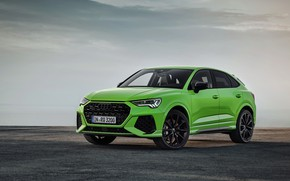 Picture Audi, crossover, Sportback, 2020, RS Q3