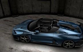 Picture supercar, body, 2018, V10, ItalDesign, Targa, 610 HP, 5.2 L., Zerouno Duerta