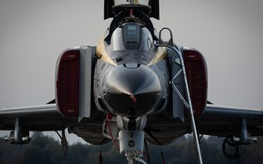 Picture Mitsubishi, Phantom II, Kai, F-4EJ