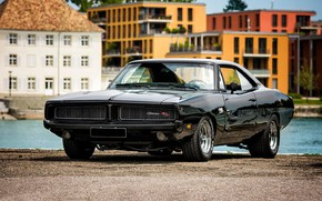 Picture Classic, Dodge Charger, Muscle car, R/T, Vehicle