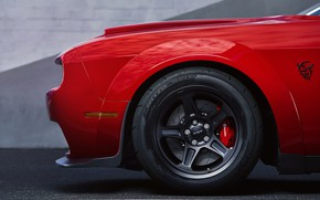 Picture Dodge, DEMON., Dragster