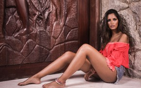 Picture girl, hot, legs, eyes, smile, beautiful, figure, model, pretty, beauty, lips, face, hair, pose, cute, …