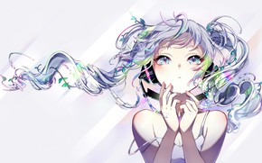 Picture girl, Vocaloid, Hatsune Miku