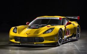 Picture Corvette, Chevrolet, GT2, C7.R, 2014-19