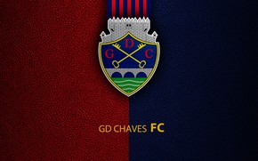 Picture wallpaper, sport, logo, football, League US, GD Chaves